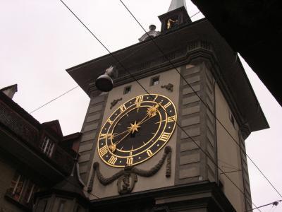 2007.2スイス・フィンランド旅行4-駆け足スイス旅行4 Luzern-Interlaken-Bern