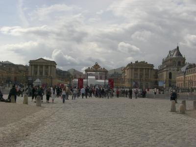 2008フランスの旅? ヴェルサイユ宮殿内部編