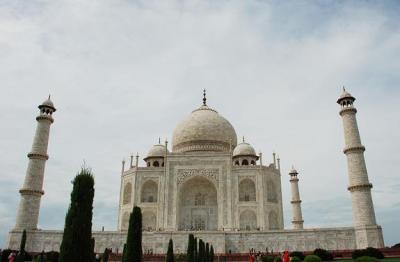 インド旅行記? AUG 14 THU NEW DELHI→AGRA