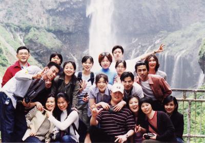 日本語学校の研修旅行