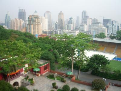 家族で広州・香港旅行