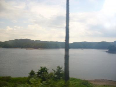 大内宿探訪その2  羽鳥湖