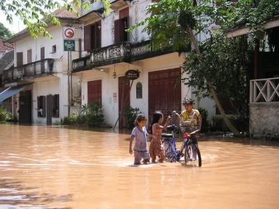 ラオス・北タイ旅行記 2008.7/8 その1