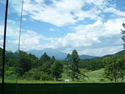 ★★★涼しい所でゴルフがしたい~ 軽井沢 1泊2日★★★