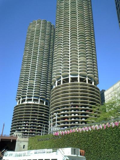 2005年9月一人でシカゴへ