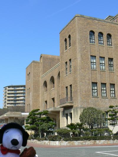 名古屋近代建築めぐり(杁中・鶴舞編)