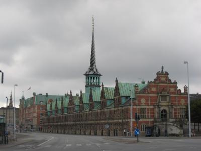 北欧5カ国の旅(Northern Europe):Denmark[Copenhagen~Billund]