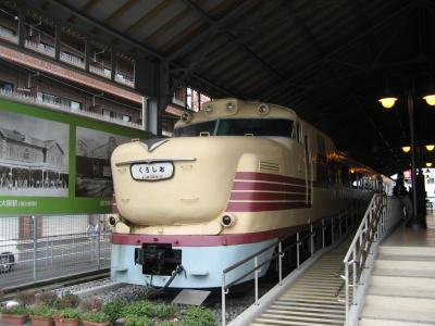 交通博物館と鉄道模型