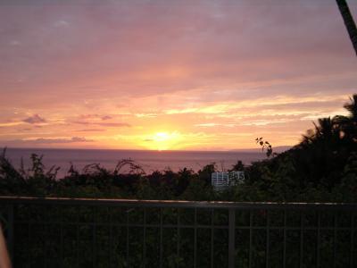 はじめてのハワイ・マウイ島(その1)~ハレアカラへドライブ~