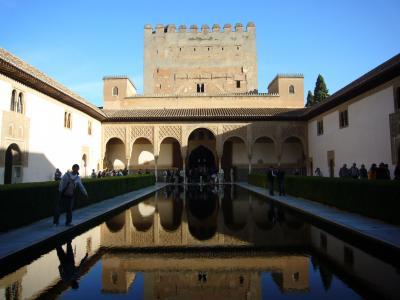 スペインの旅~アルハンブラ宮殿を見るの旅~