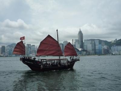 香港 祝羽田便就航 3日目 ~ダックリンライドで悠々クルーズ~