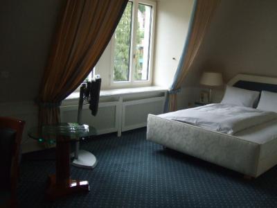 パレス・ツツェルン ホテル