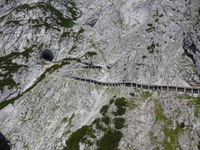 旧ユーゴスラビア&オーストリア旅行(6) ザルツブルク