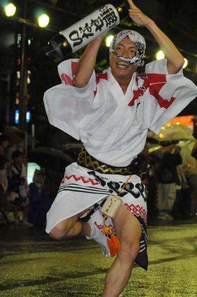 雨の阿波踊り見物 後編 - 第24回南越谷阿波踊り