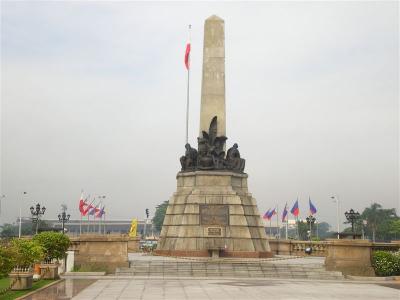 フィリピン旅行記1 マニラ編 2008