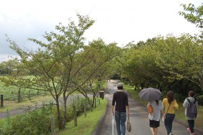 女4人+α マザー牧場の旅(エイチ科の遠足)