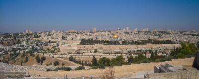 2008年夏エルサレムの旅