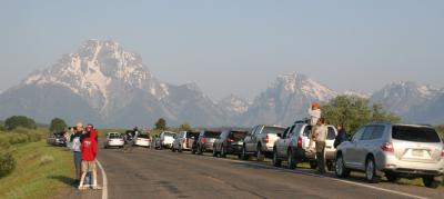 グランドティトン国立公園(Grand Teton National Park)?