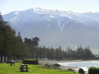 ニュージーランド旅行記②HELP EXCHANGE@カイコウラ