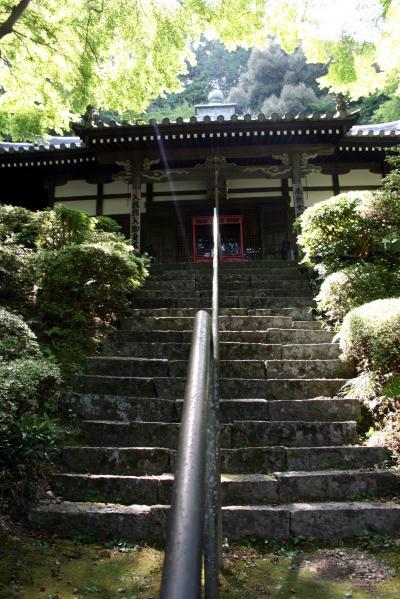 ひとり旅 [348] 京都・滋賀1100kmの車旅<再訪 久安寺>京都府亀岡市