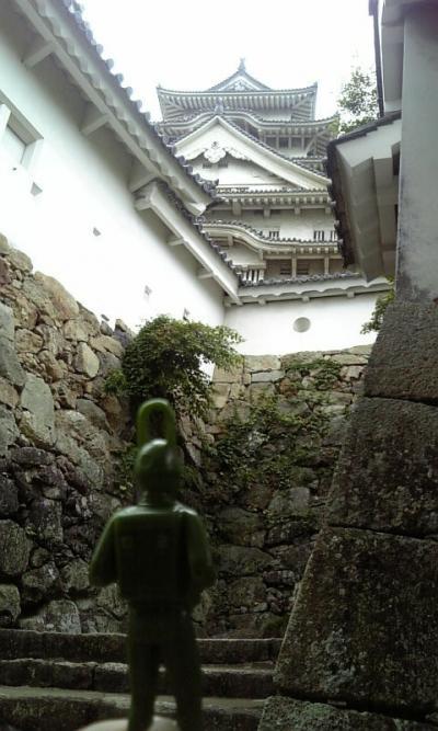 国宝姫路城<出張・現地休み>