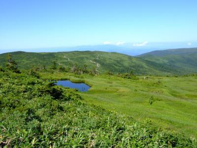 安達太良山・磐梯山・吾妻連峰ハシゴの山旅