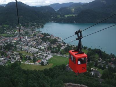 スイス・オーストリアでハイキングの旅【34】ツヴェルファーホルン(十二使徒山)
