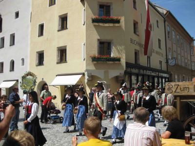 オーストリア・チロル地方の家族ツーリング・レポート #2