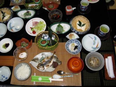猫熊堂の、【伊香保温泉 香雲館】? ~品数豊富!充実の朝食~
