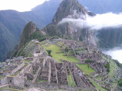 ■海外逃亡9■→ペルー…6日目マチュピチュ