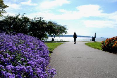 カナダ バンクーバーのスタンレー公園でお散歩&ランチ