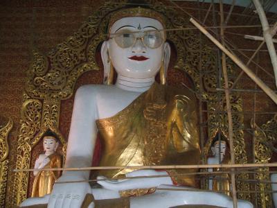 2008年 ミャンマーの旅・4 シュエダウン