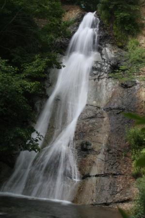 水すだれ探訪 #3~長野県(2)~二重滝(上田市)