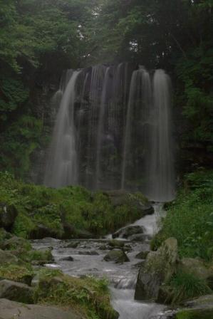 水すだれ探訪 #4~長野県(3)~唐沢の滝(上田市)