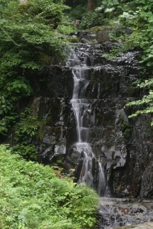 水すだれ探訪 #5~長野県(4)~三滝(千曲市)