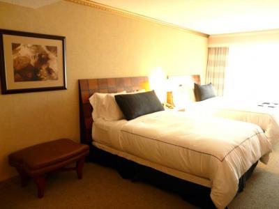 17.MGMグランド ホテル カジノ&テーマパーク スタジオ ウォックの昼食 バンガロークイーン スウィートのお部屋