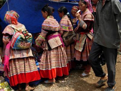 棚田と少数民族と出会うヴィクトリアトレインでの旅~ハノイからベトナム・サパへ