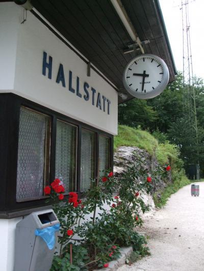 スイス・オーストリアでハイキングの旅【47】ハルシュタットからザルツブルグへ