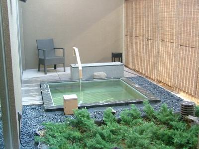 仙石原のリゾートホテルで、お部屋と温泉を堪能。