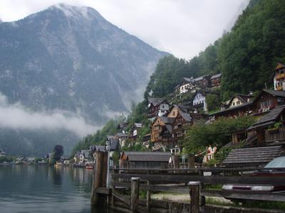 2008・夏☆オーストリア・ドイツ一人旅★6日目:ザルツカンマーグート