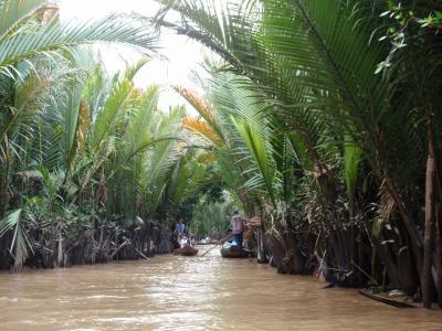 メコン川 1day ジャングルクルーズ