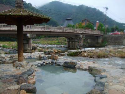 美作三湯・奥津温泉で湯~たりと!(その3)