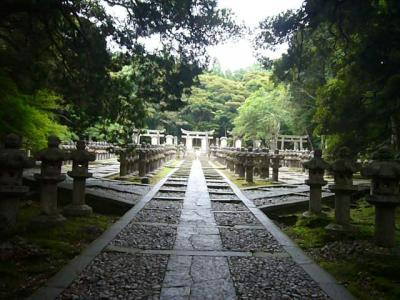 松陰神社・東光寺「水月の長州、蛍と歴史の旅 その10」