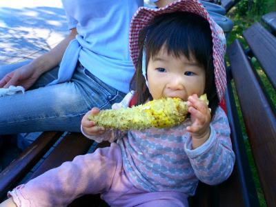 子連れで札幌 1歳5ヶ月の娘と2人で(下)