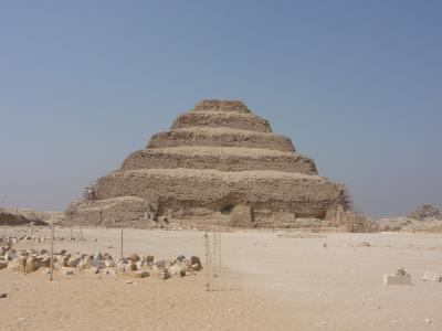 暑いより熱い!真夏のエジプト9日間の旅?
