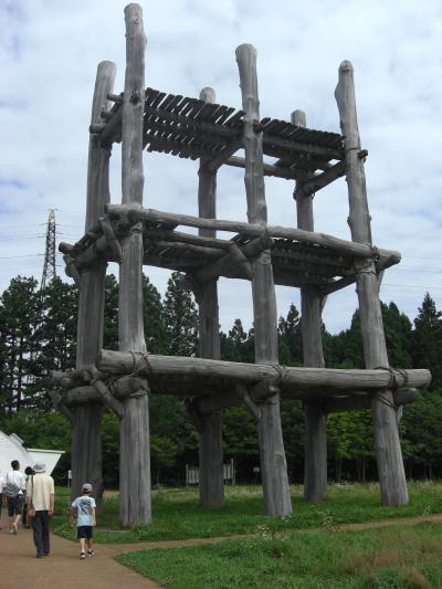 三内丸山遺跡旅行記