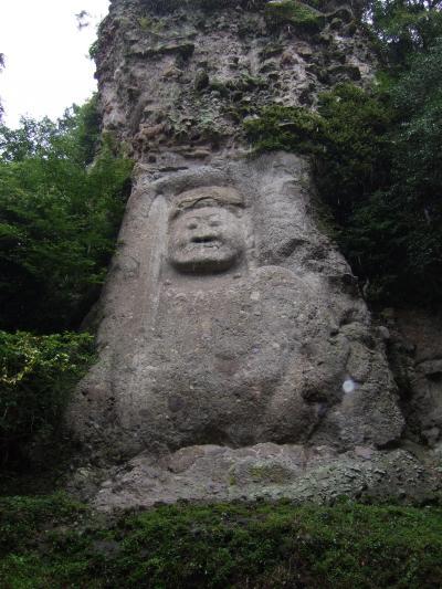 磨崖仏を訪ねて(1)