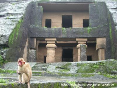 カンヘリー石窟群(Kanheri Caves)