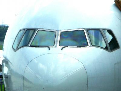 何時もの伊丹空港から羽田へ