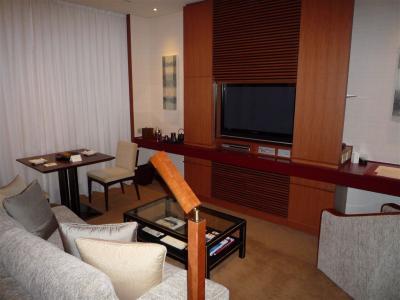 東京 ペニンシュラホテル デラックスツイン に宿泊してみました。